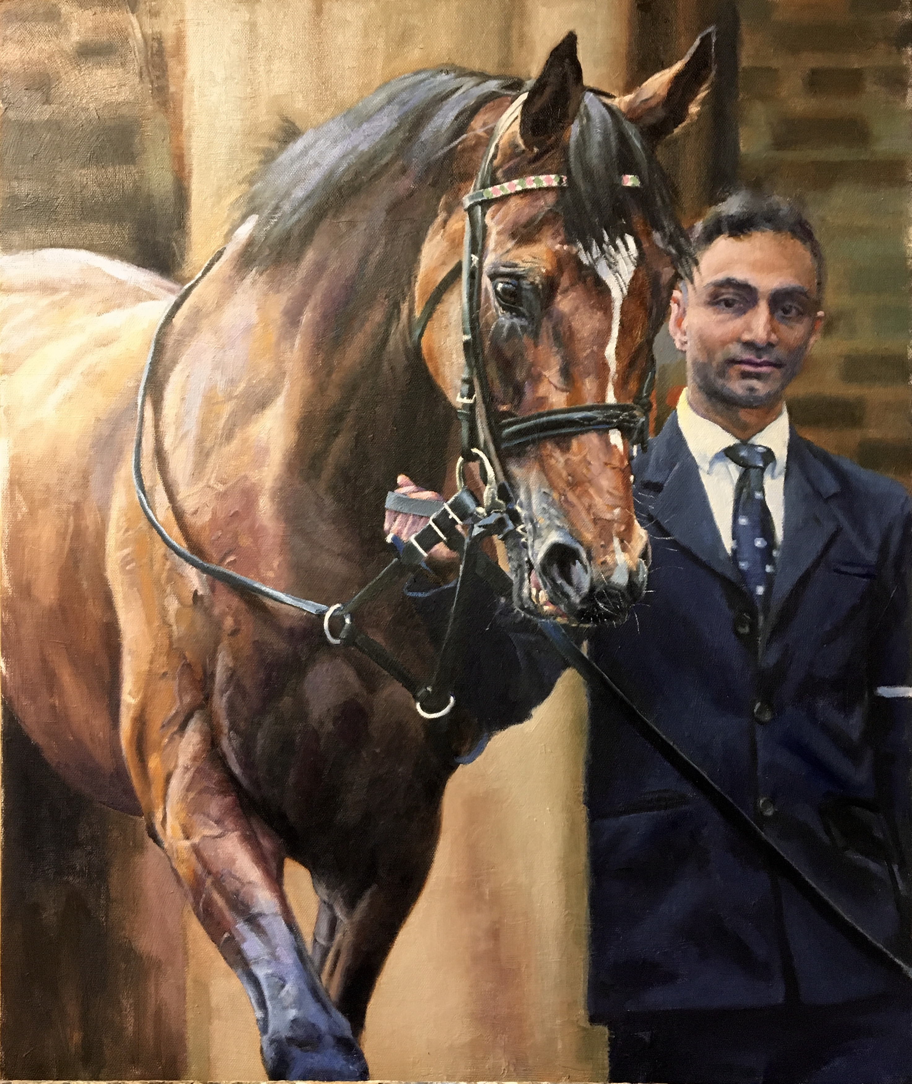'Enable and Imran'