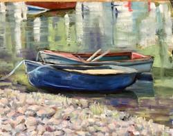 'Boats (study)'.
