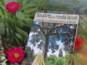 SoulArts Retreats is a personalized guided depth process in the SoulArts Creative Meditation Practice for self-healing and spiritual awakening in real life. International author/teacher Ronda LaRue Ojai California