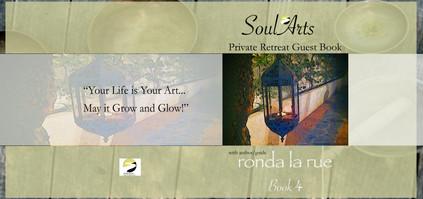 Guest Book Design SoulArts