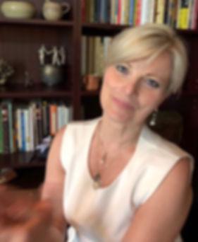 author, teacher, Ronda LaRue, M.S.