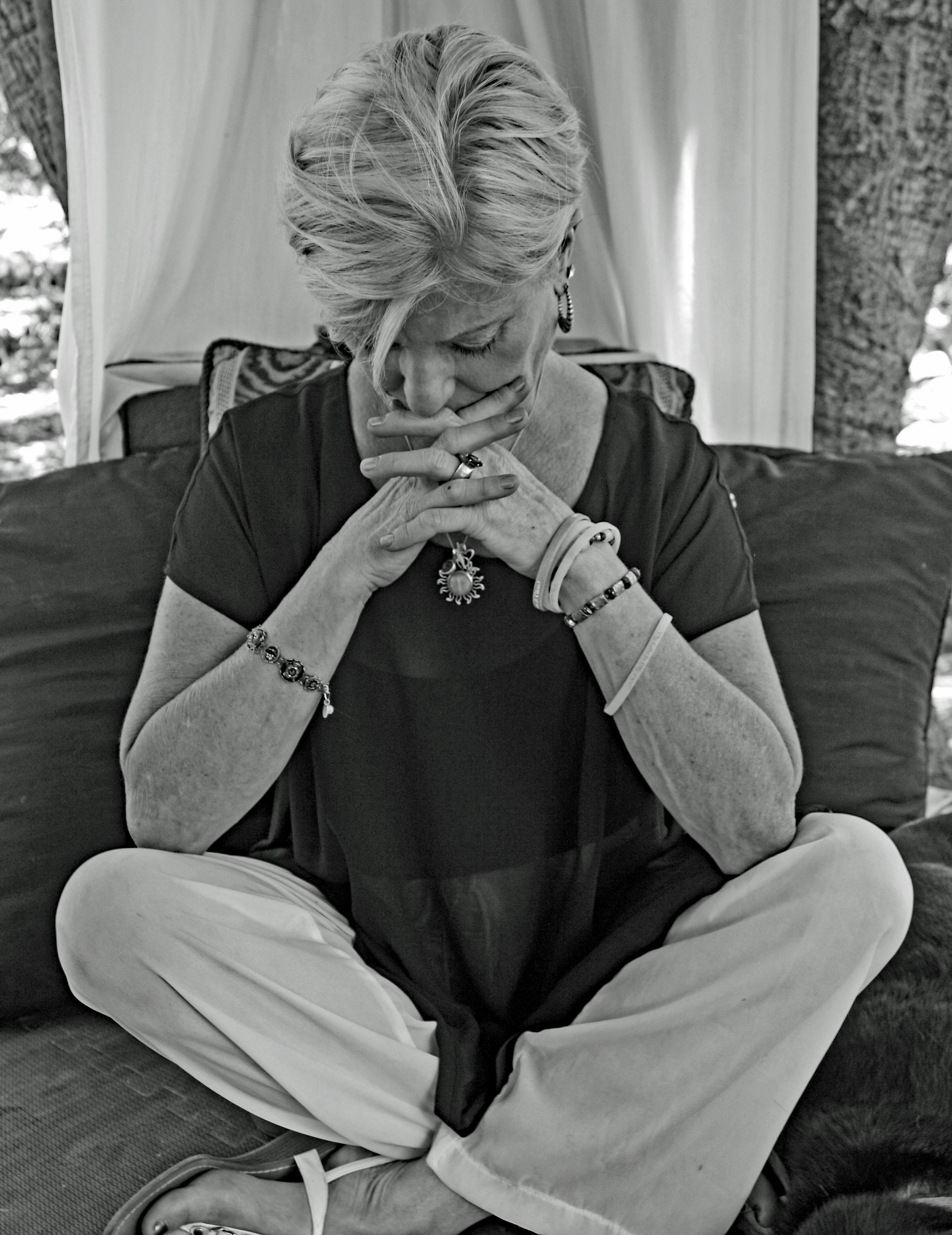 Spiritual Teacher Author Ronda LaRue