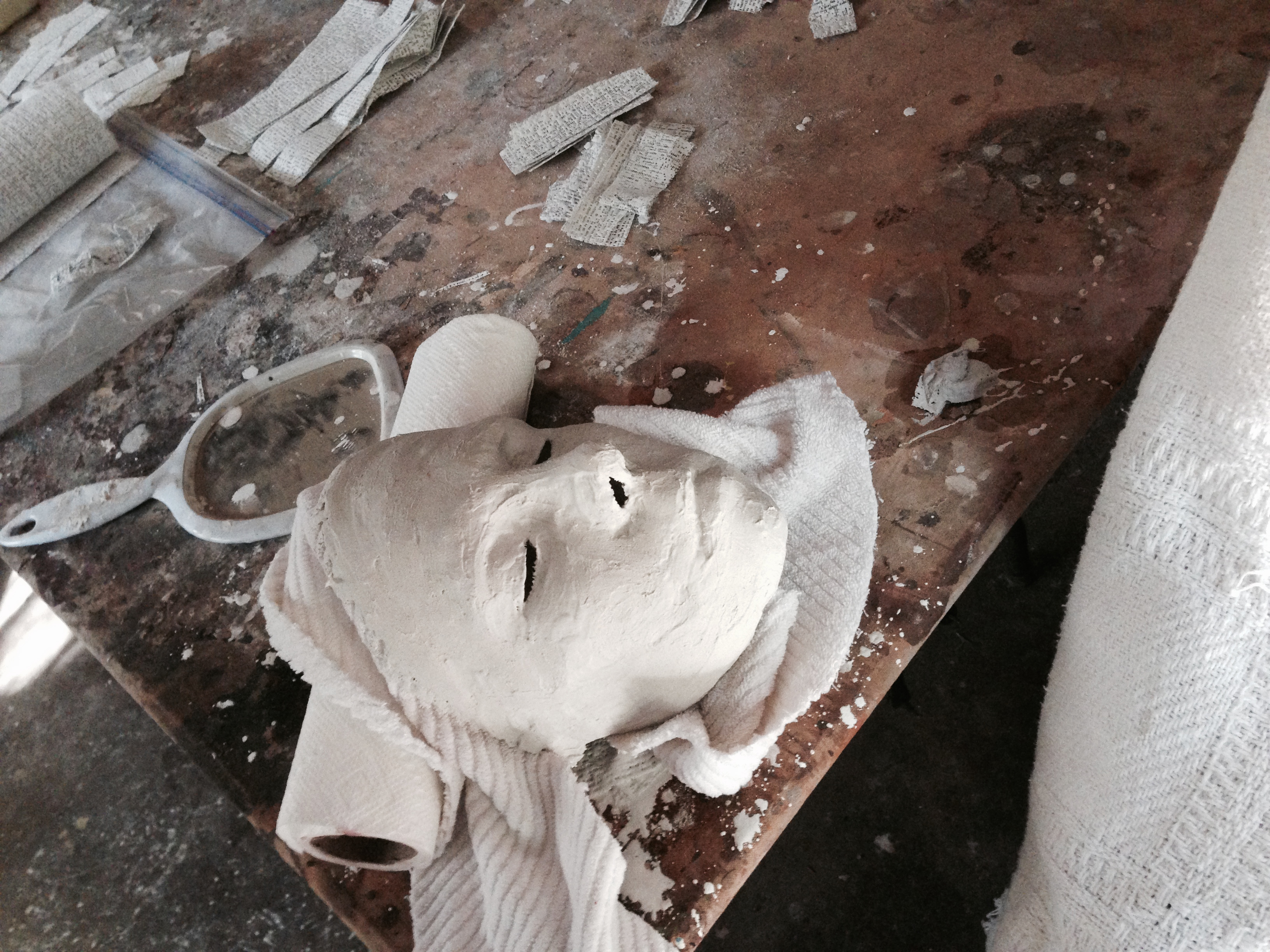 Mask as Ceremony of Release