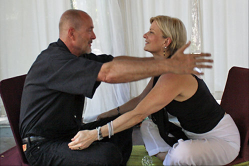 COUPLES 2-Night Guided Home Retreat & Counseling (Online with Ronda)