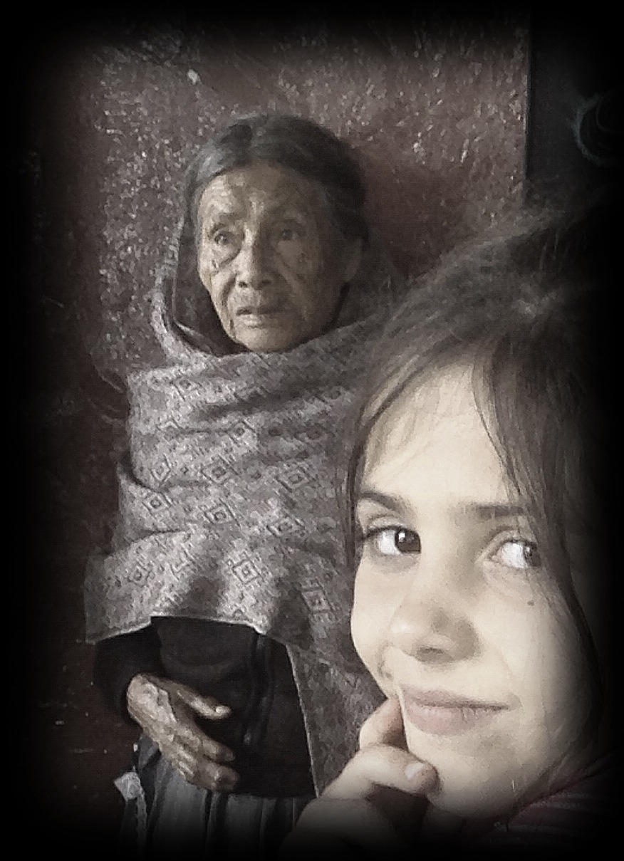 Young & Old in BW