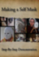 How to make a face mask with plaster paris - DVD on Amazon