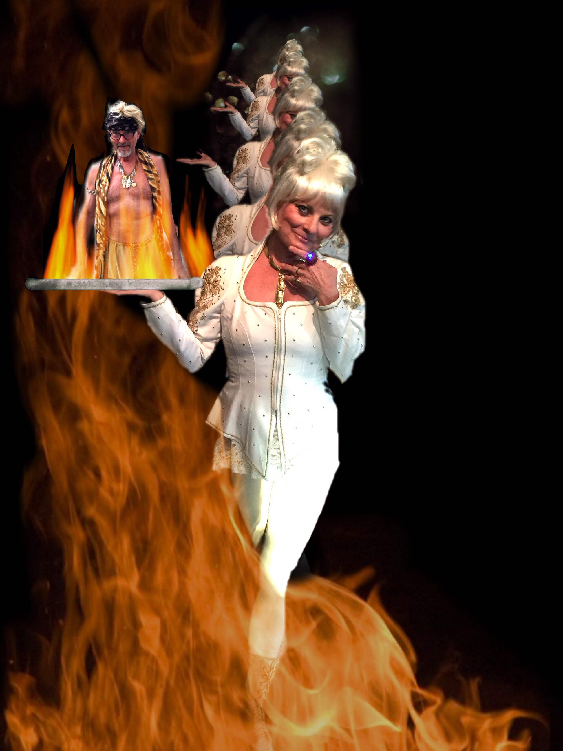 Burning Man Play