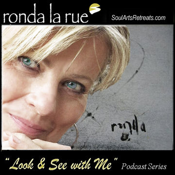 spiritual author Ronda LaRue shares teachings with free guded meditations and talks
