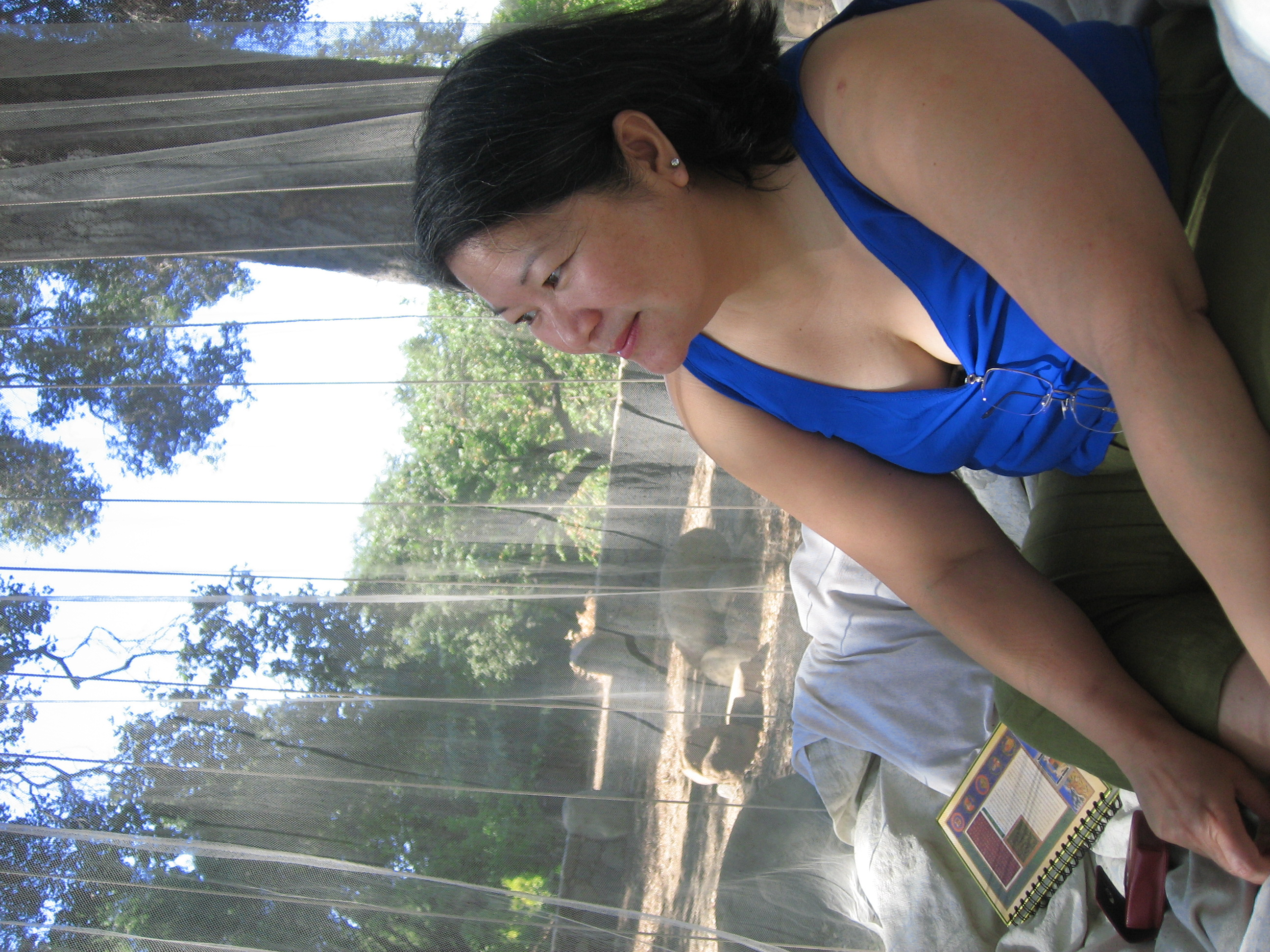 Ojai SoulArts Retreat Spa lady