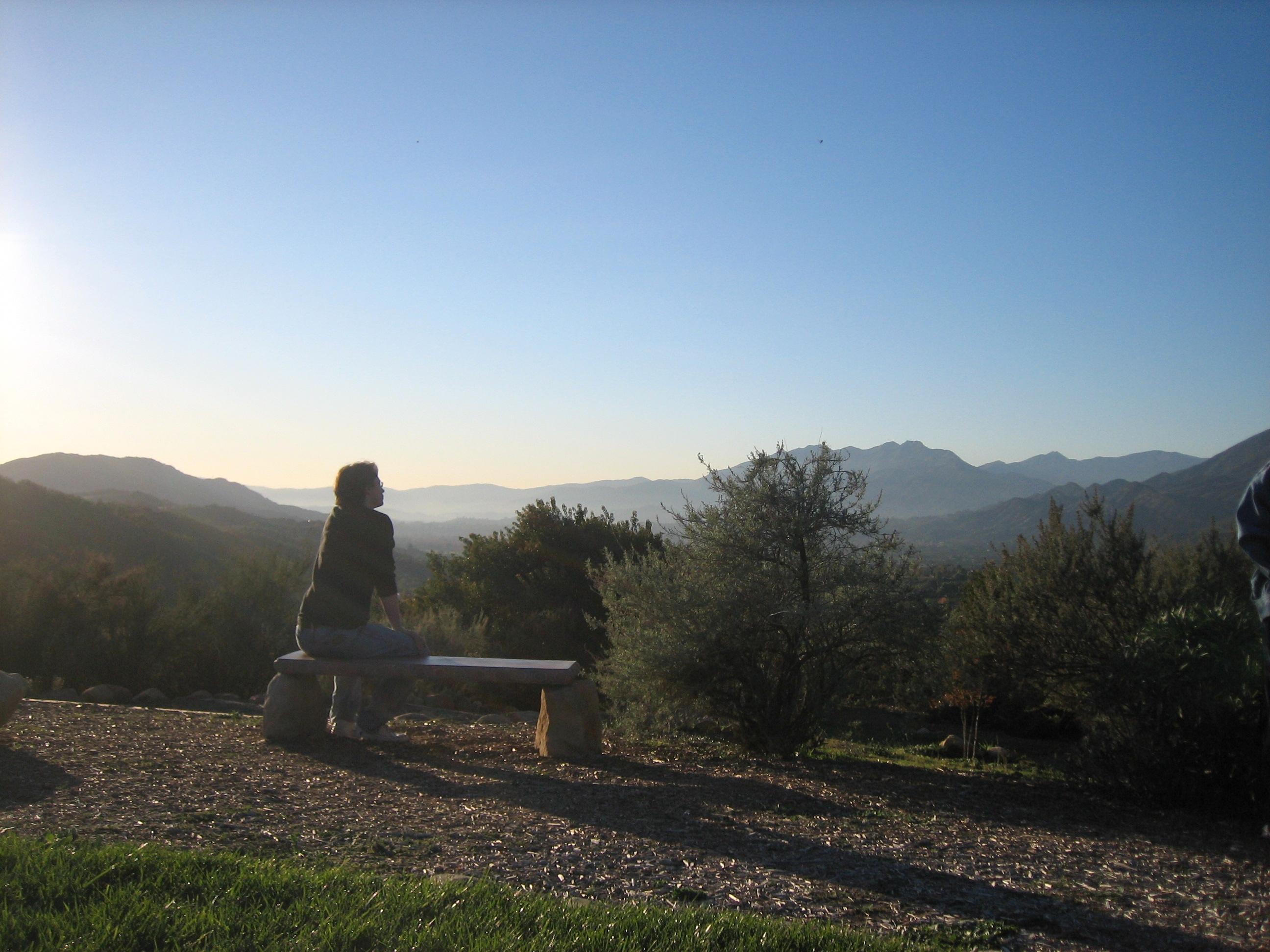 Time for Self Meditation Ojai SoulAr