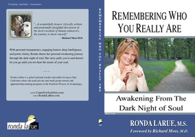 Remembering Who You Really Are Book Cover
