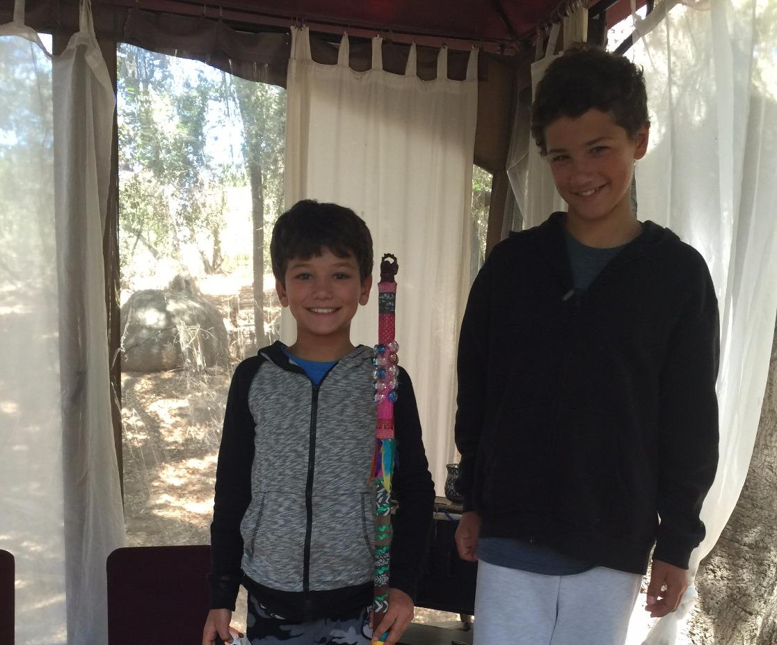 Private Family Retreat Ojai SoulArts