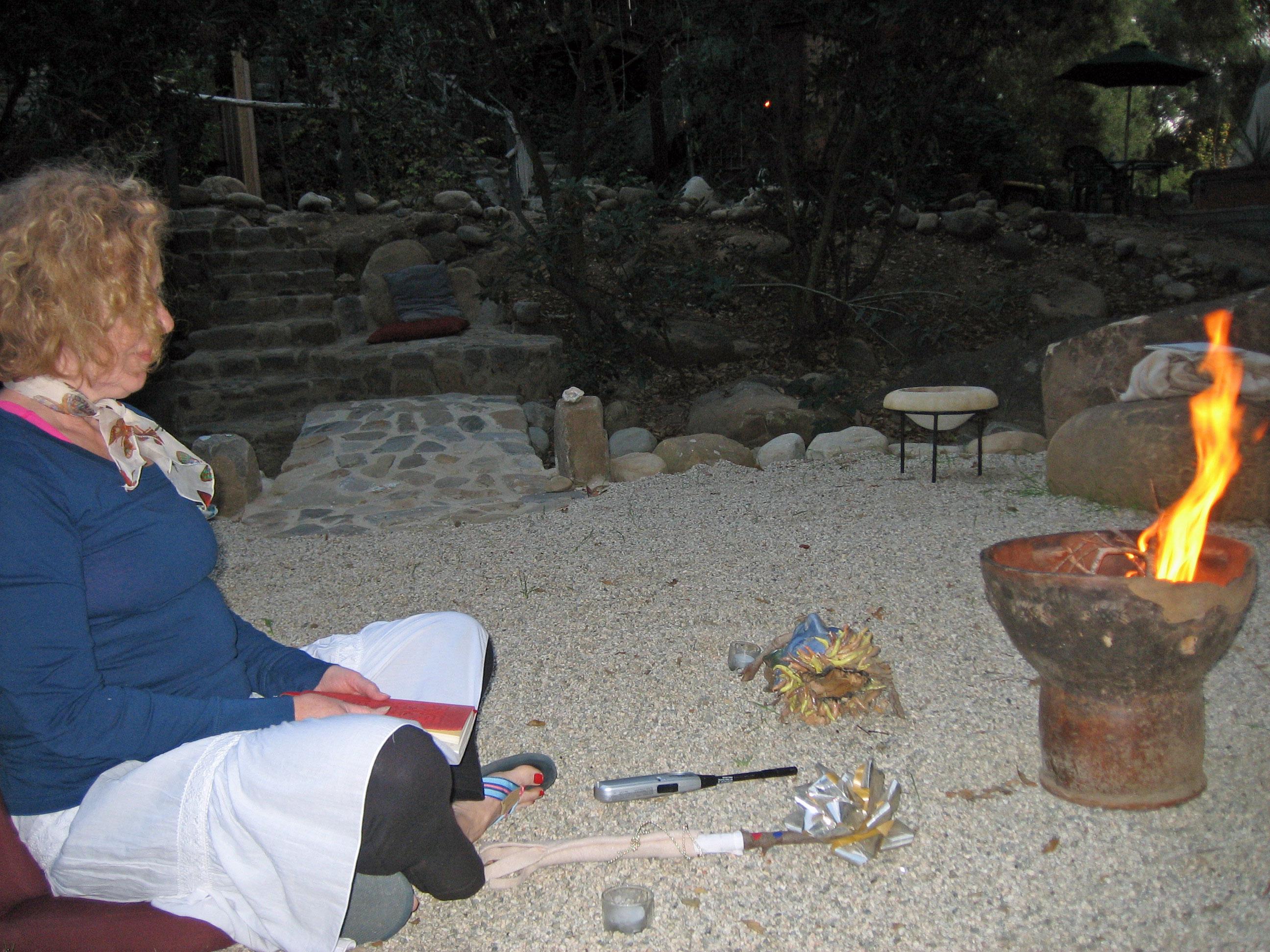 Sacred Ceremony and Inner Listening