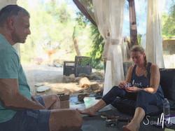 Private marriage retreat Ojai CA