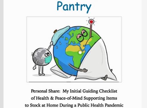 The People's Pandemic-Prepared Pantry