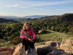 Brooke private retreat Ojai
