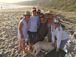 Women's Retreat at the beach