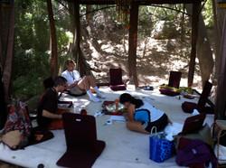 Small Group Meditation Retreat