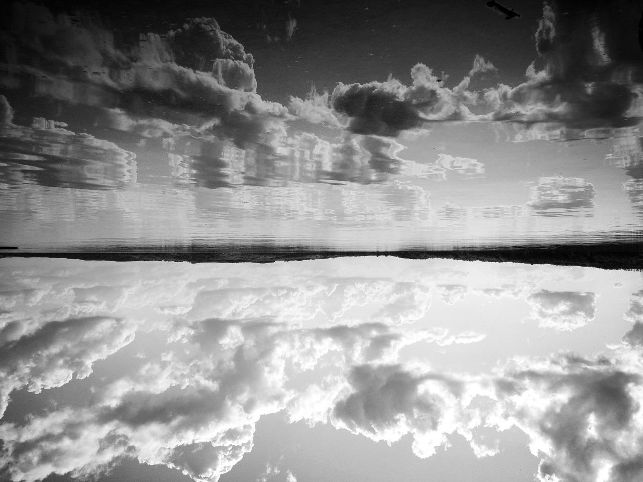 Mirror Image Skaneateles Lake