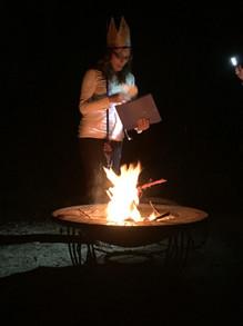 personal guided spiritual retreat with author like Eckharte Tolle, Ronda LaRue in Ojai California