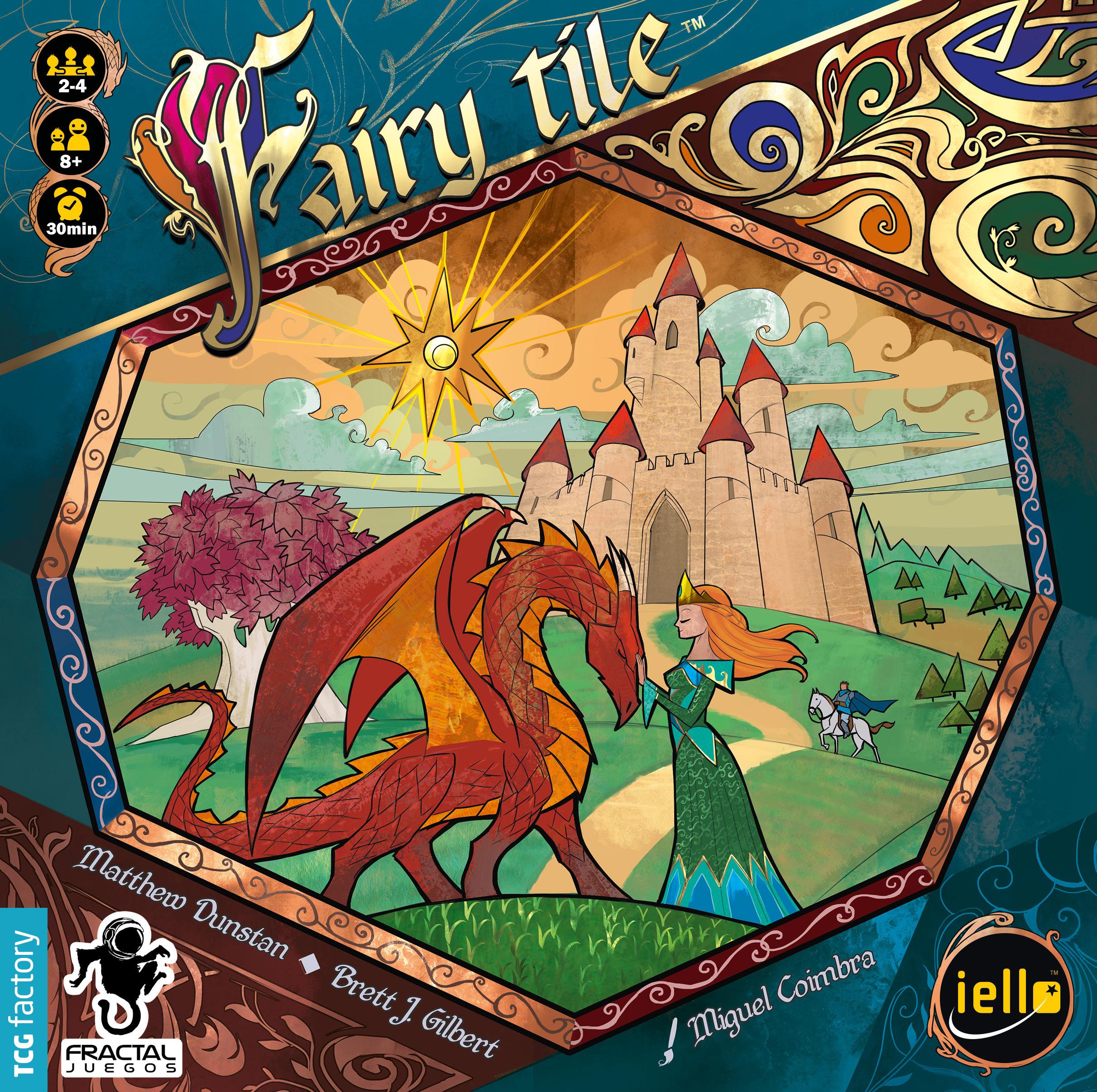 Caja 2D Fairy Tile SP