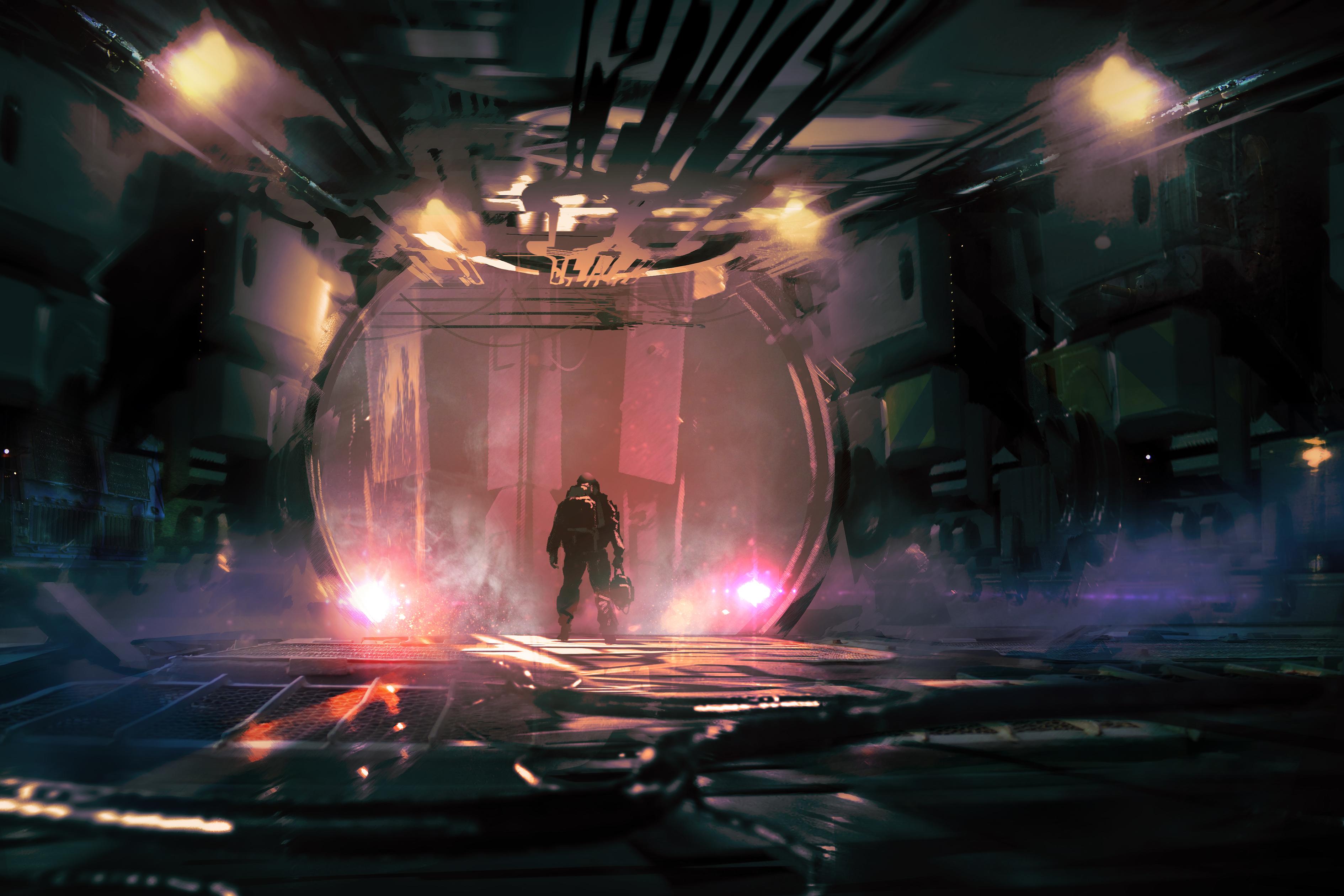 Escenario Bunker