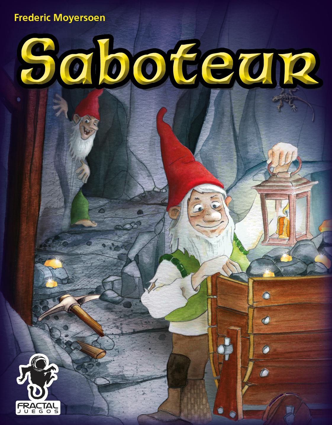 Cover Saboteur 2D