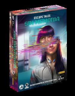 Cover Escape Tales Sin Memoria 3D