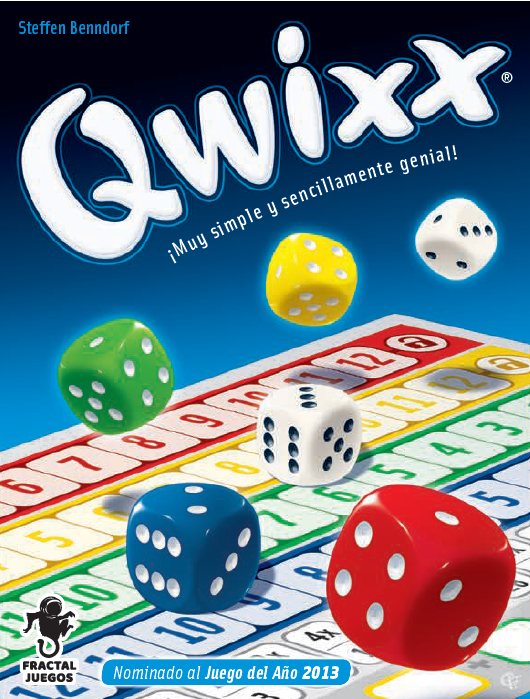 Cover Qwixx 2D