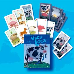 Cover mas componentes Vaca loca 2