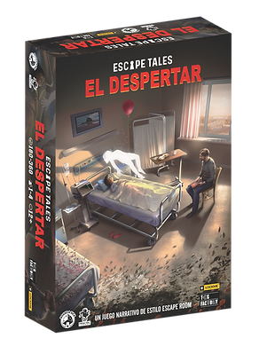 ESCAPE TALES: EL DESPERTAR