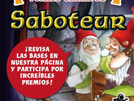 [Convocatoria Cerrada] Primer torneo de Saboteur - Edición Cuarentena