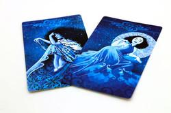 Cartas de Dama Azul