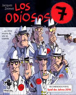 Cover Los Odiosos 7 2D