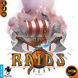 Caja 2D Raids SP