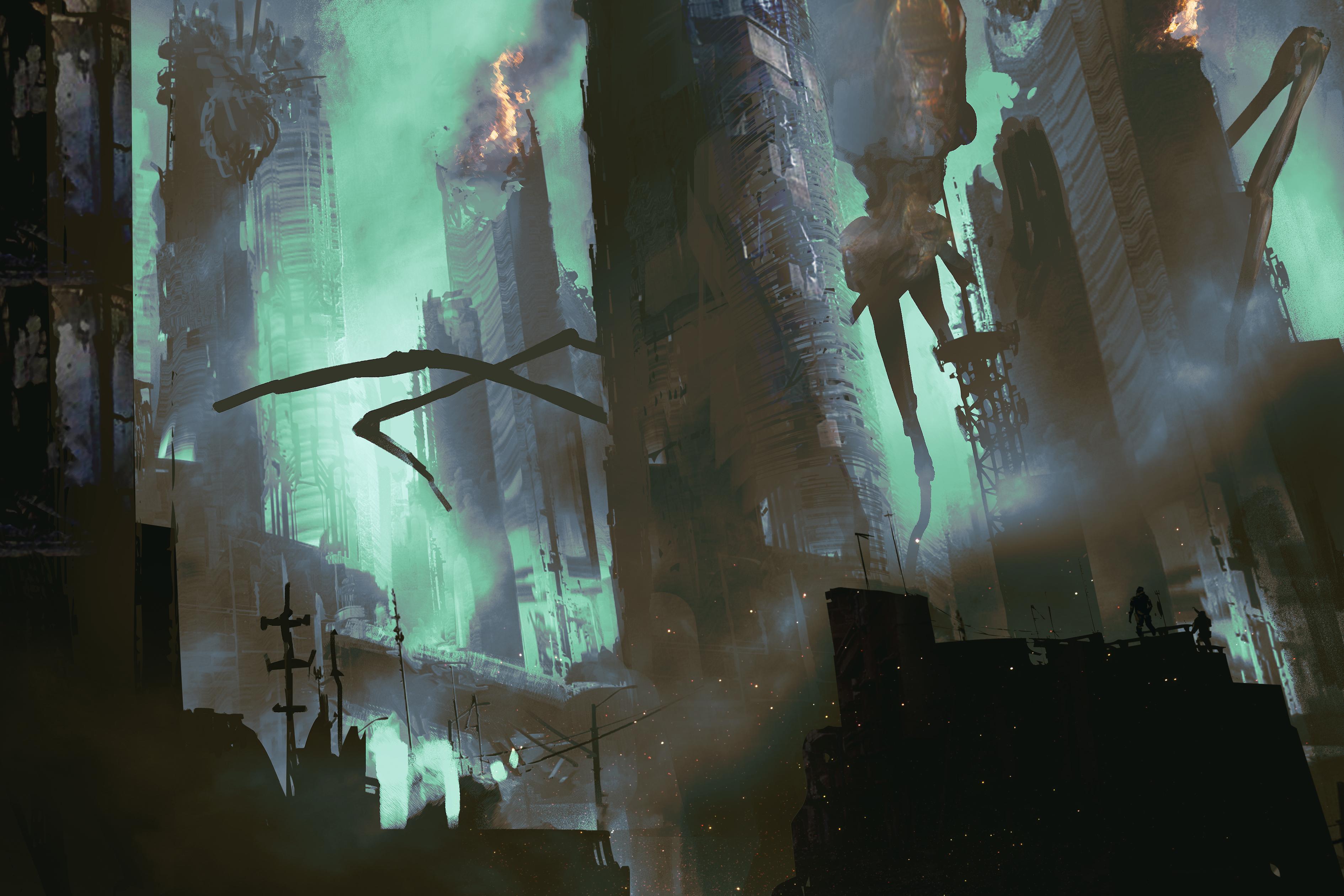Escenario Alien