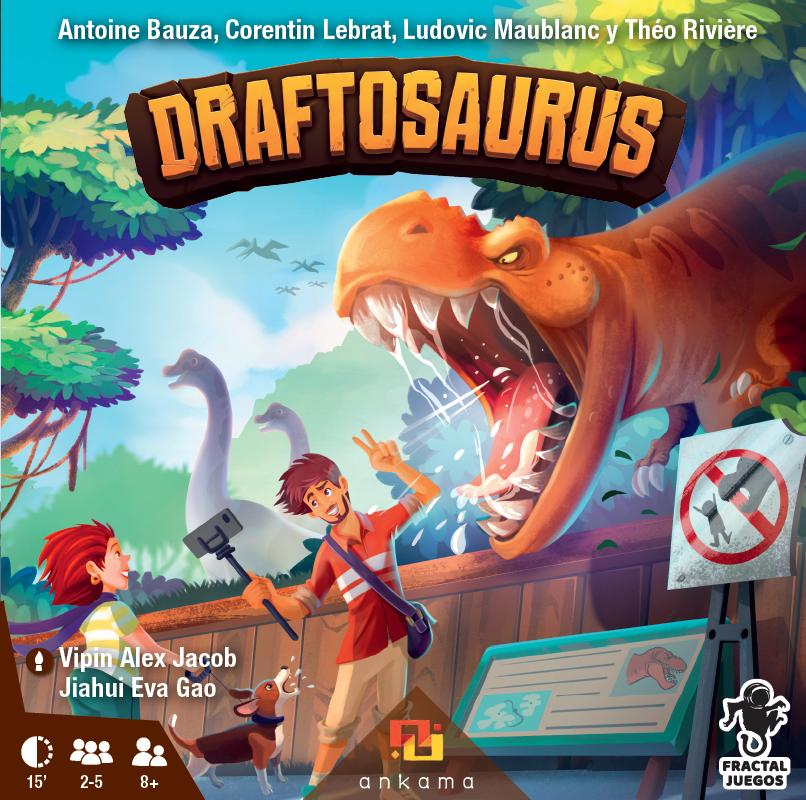 Cover Draftosaurus 2D
