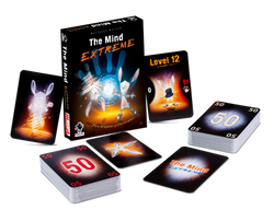 Cover The Mind Extreme + Contenido