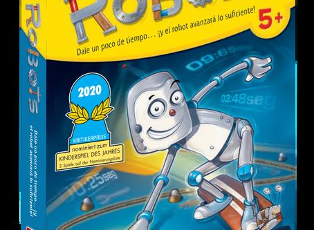 Un nominado al juego del año infantil se incorpora al catálogo de Fractal Juegos