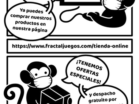 Vuelve la Tienda Online de Fractal