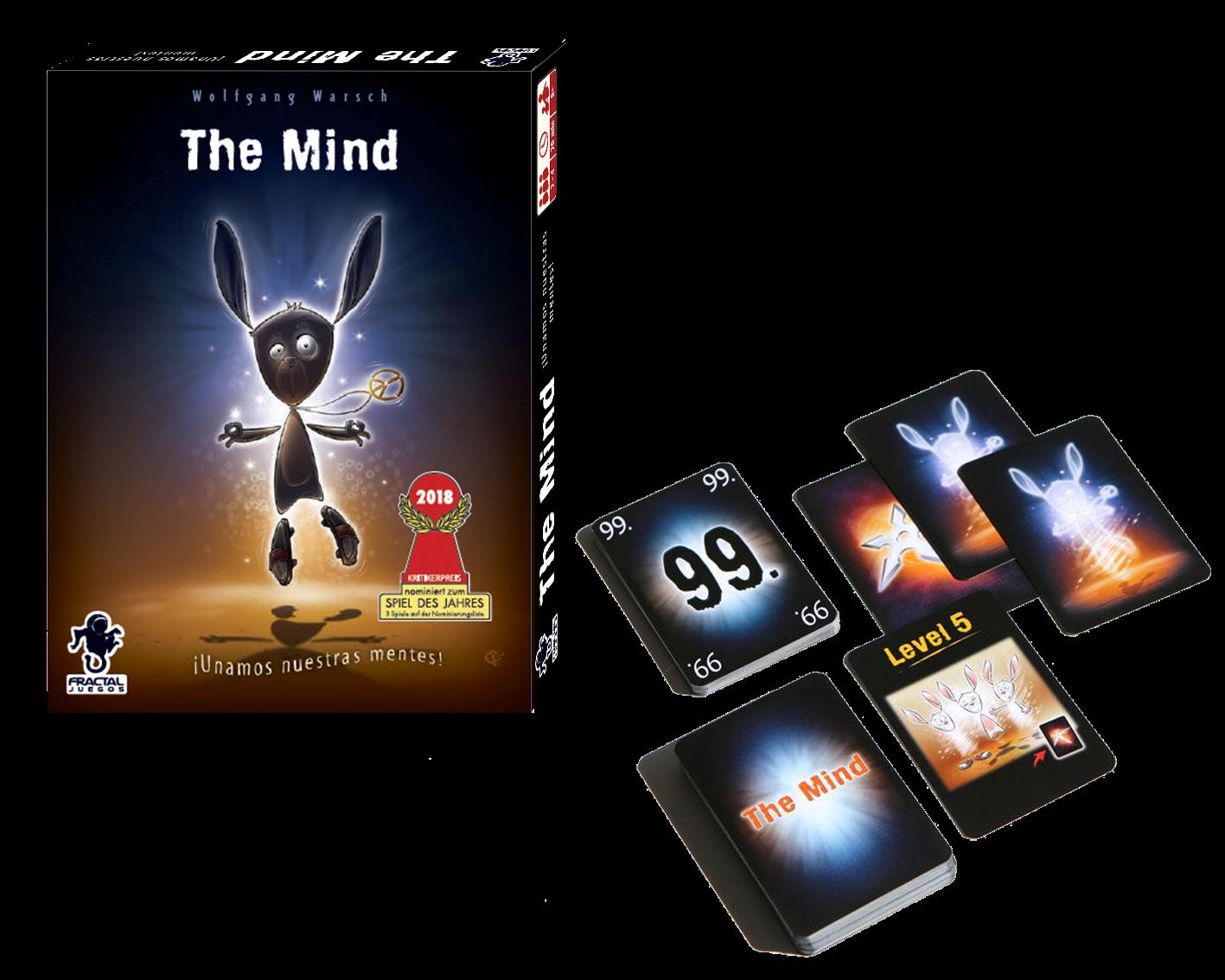 Cover The Mind + Contenido