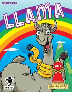 Cover Llama 2D