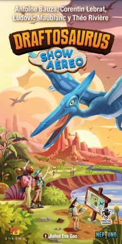Cover 2D Draftosaurus Show Aereo