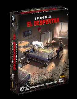 Cover Escape Tales 3D