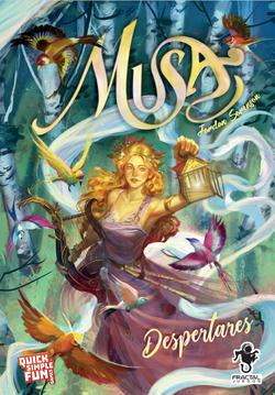 Cover 2D Musa Despertares