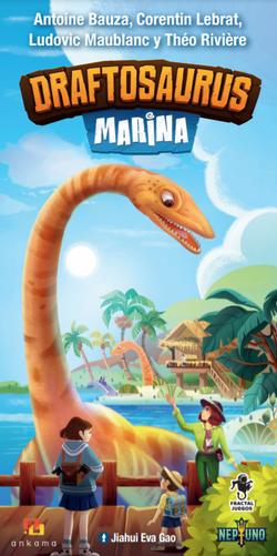 Cover 2D Draftosaurus Show Marina