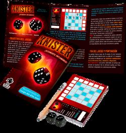 Knister + contenido