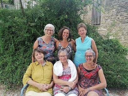 Anna, Thérèse, Catherine, Bernie, Bernadette et Odile - Les Passantes