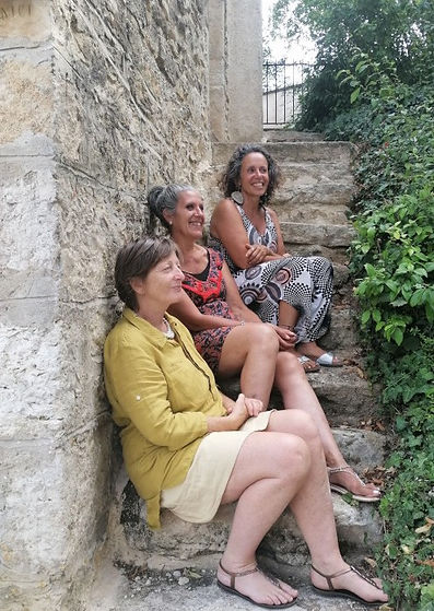 Anna, Thérèse et Catherine - Les Passantes