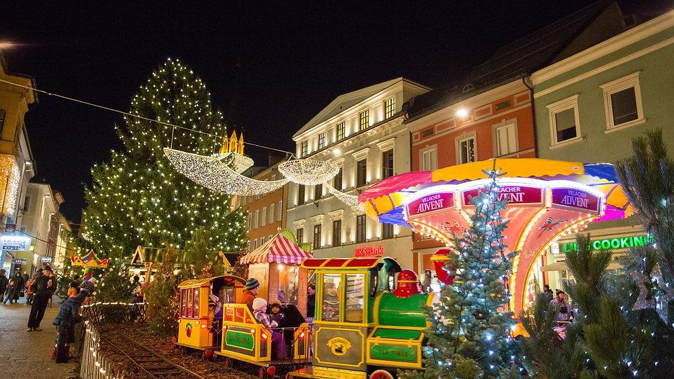 21.12.2019. - 22.12.2019. Advent u Alpama - Villach • Bled • Ljubljana
